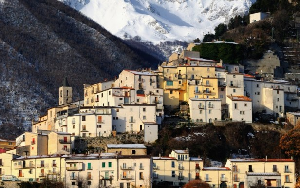 La più piccola regione d'Italia