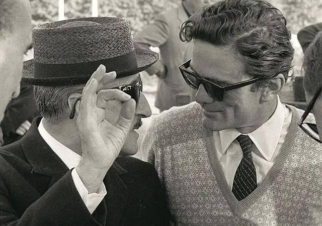Pier Paolo Pasolini e l'italiano, un ascolto e un esercizio. (B2/C1).