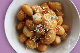 I dolci di Carnevale: gli struffoli.