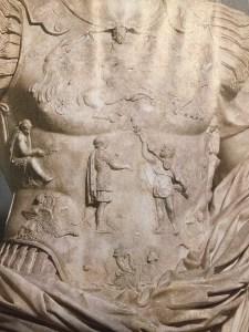 Augusto, Mausoleo d'Augusto