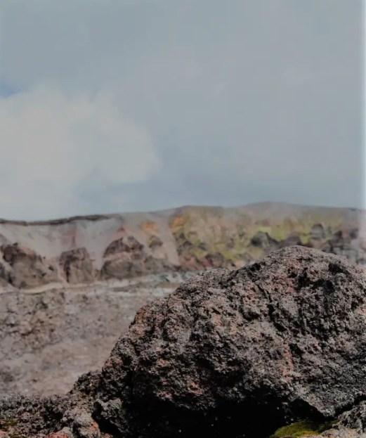 Vulcani attivi in Italia