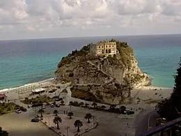Il santuario di Tropea