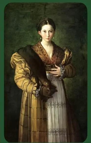 L'Antea di Parmigianino