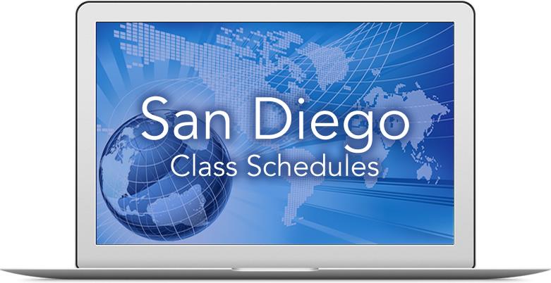 San Diego Language Door Class Schedule