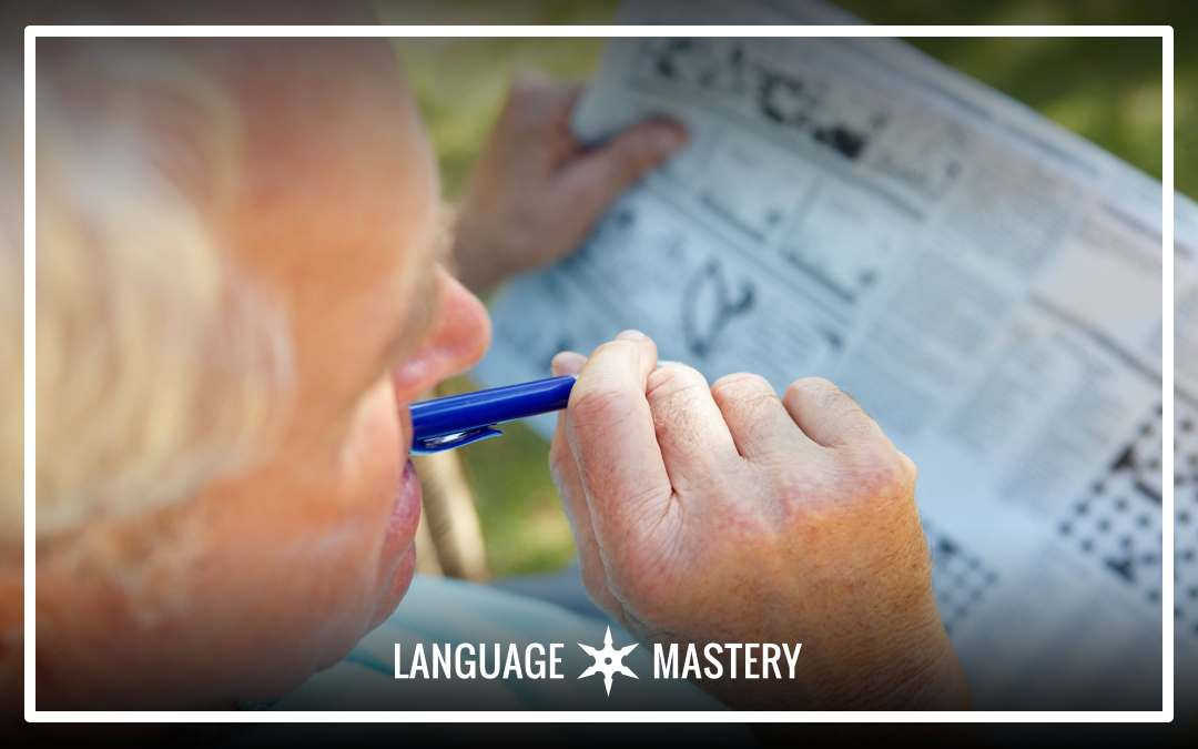 Forget Sudoku, Crosswords & Lumosity. Learn a Language Instead!