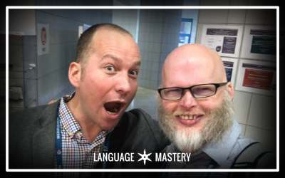 British Hyperpolyglot Richard Simcott Shares the Strategies & Mindset He's Used to Learn 50+ Languages
