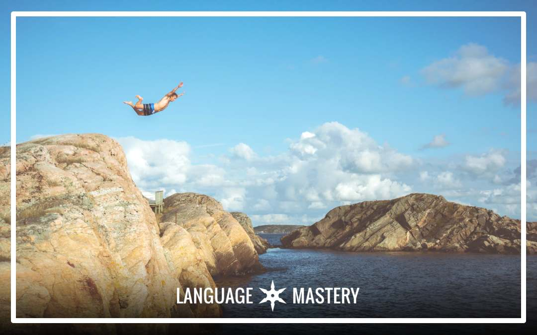 Do You Really Need More Language Learning Resources or Just More Courage?