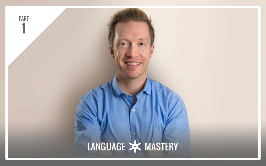 Author & Polyglot Olly Richards on Why You Should Learn Languages through Stories ― Part 1