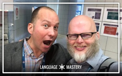Hyperpolyglot Richard Simcott on How He Juggles So Many Languages & Chooses Which Language To Learn Next