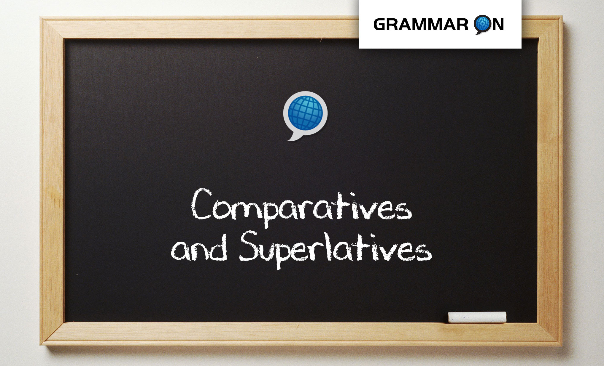 Comparatives And Superlatives Free English Lesson