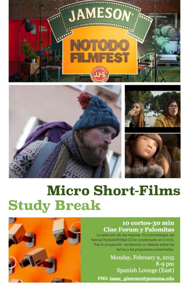 Study Break- MicroShortFilms