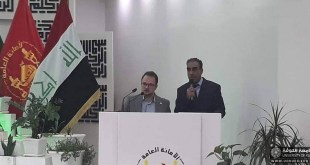 باحثان من كلية اللغات يشاركان في المؤتمر الدولي المنعقد بكربلاء تحت عنوان ( التراث والآثار رمز حضارة الأمم وهويتها )