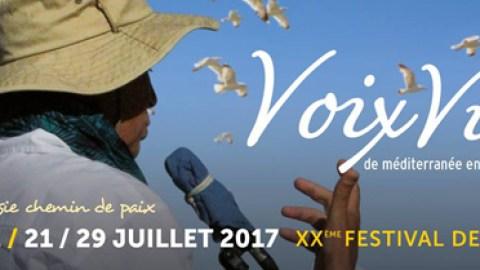 Festival Voies Vives de Sète : retour en images