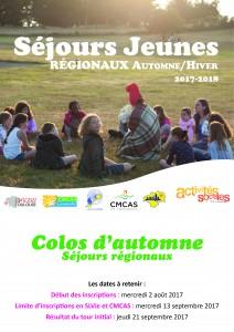 colos automneregionaux