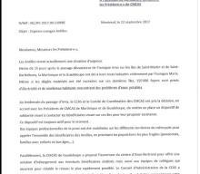 Solidarité Ouragan Antilles