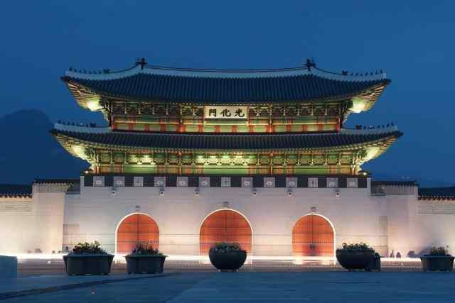 coree gwanghwamun