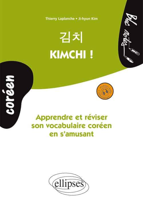 kimchi vocabulaire coréen