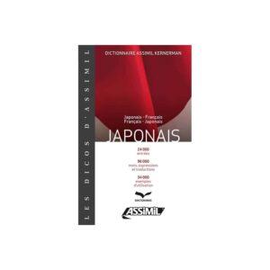dictionnaire jap assimil
