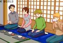 macha japonais