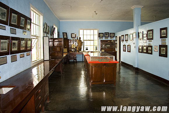 The leprosy museum as it was in 2006