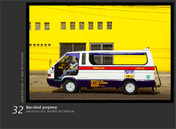 Sample page 1: Bacolod City jeepney