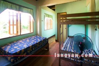 Homestay (Connie Agudera): rooms