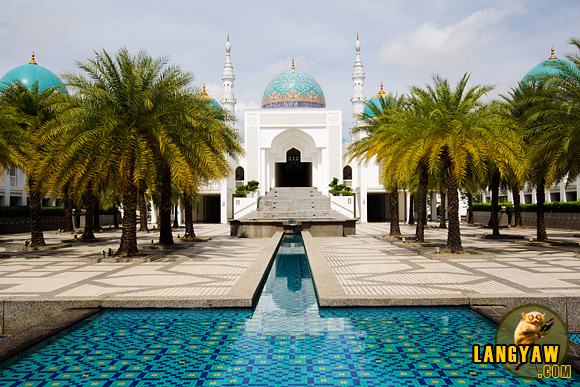 Al Bukhari Mosque, Alor Setar, Kedah, Malaysia