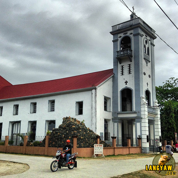 Sto. Nino Church of Anda