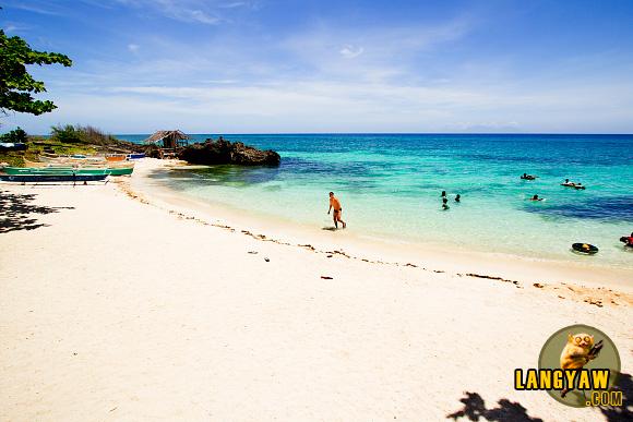 Bitoon White Beach