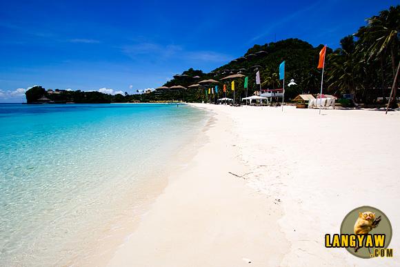 A Boracay beach all to myself