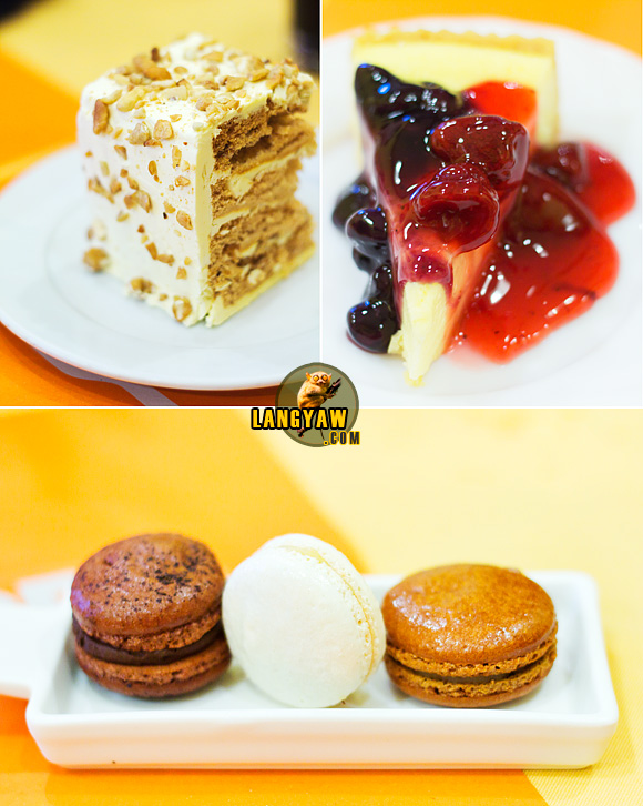 good desserts in Davao