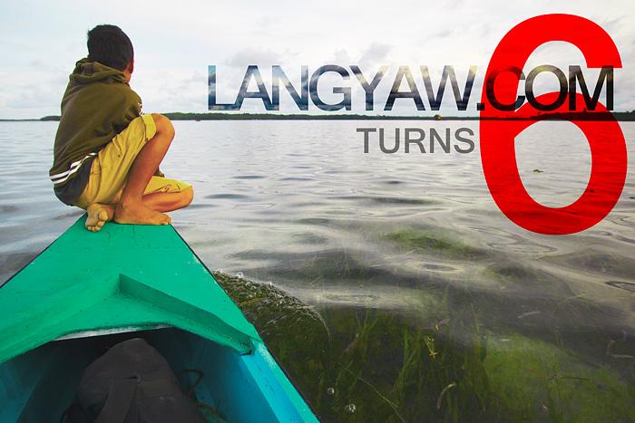 Langyaw.com turns 6