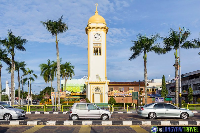Alor Setar clock tower