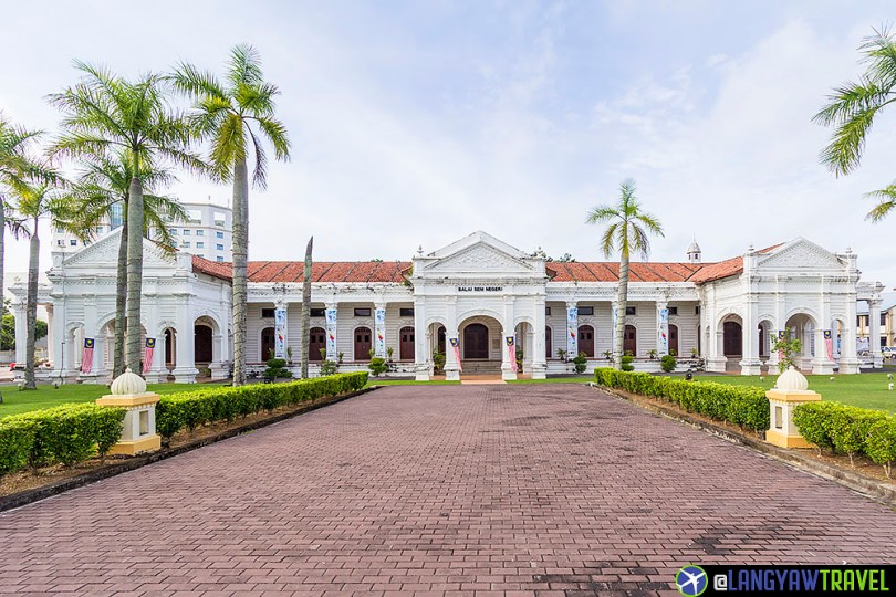 Kedah State Art Gallery Alor Setar Architecture