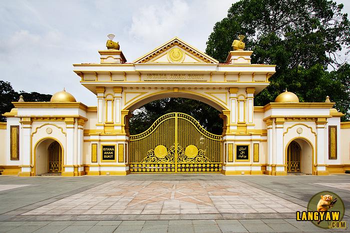 Istana Anak Bukit
