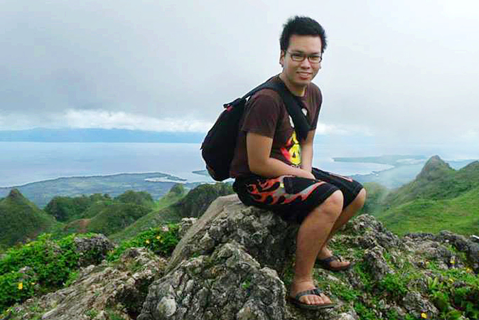 Cleofas P. Yuson III of Enchanting Philippines