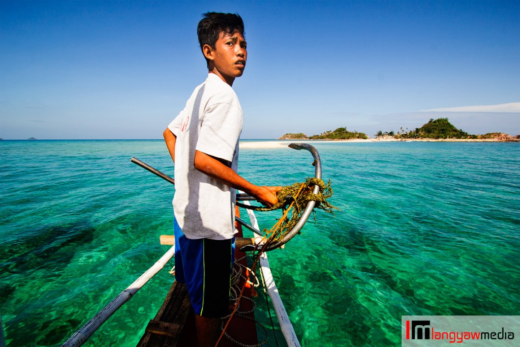 Anchor at Cabugao Dako