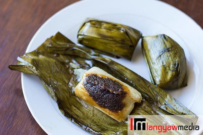 Delicious latik from Kalibo