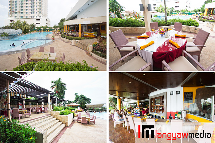 El Viento Restaurant and Pool Bar is Marco Polo Cebu's al fresco food and beverage outlet for ala carte meals.