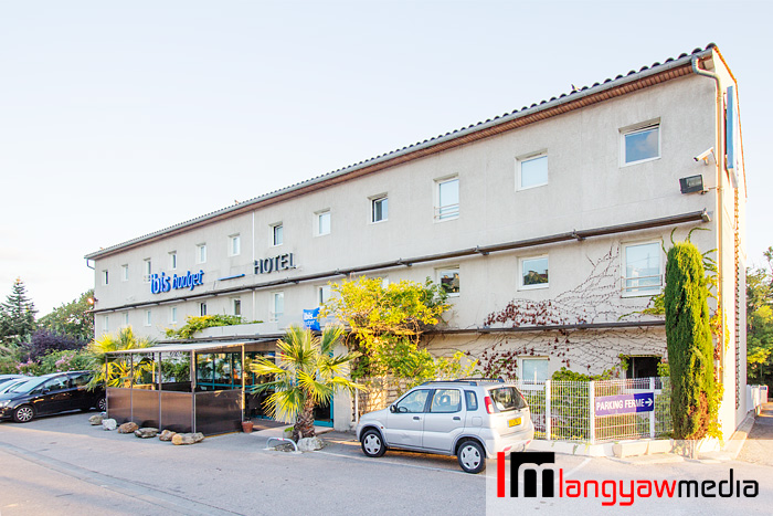 Ibis Budget hotel in Carcassonne