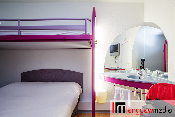 Budget hotel in Carcassonne