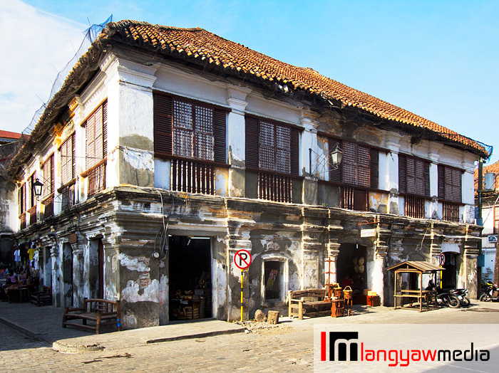 Vigan City, is the Philippines's premier heritage district and UNESCO World Heritage Site