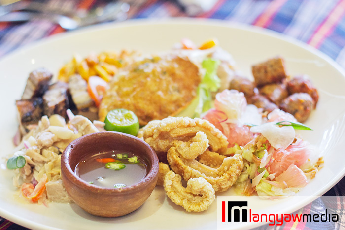 The smorgasbord of Filipino cuisine featured in the Comida de Independencia culinary journey
