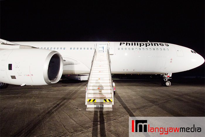 Climb up to the newest planes of PAL