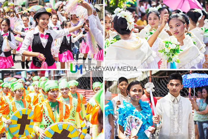 Fiesta fever in Bocaue with street dancing and colorful costumes