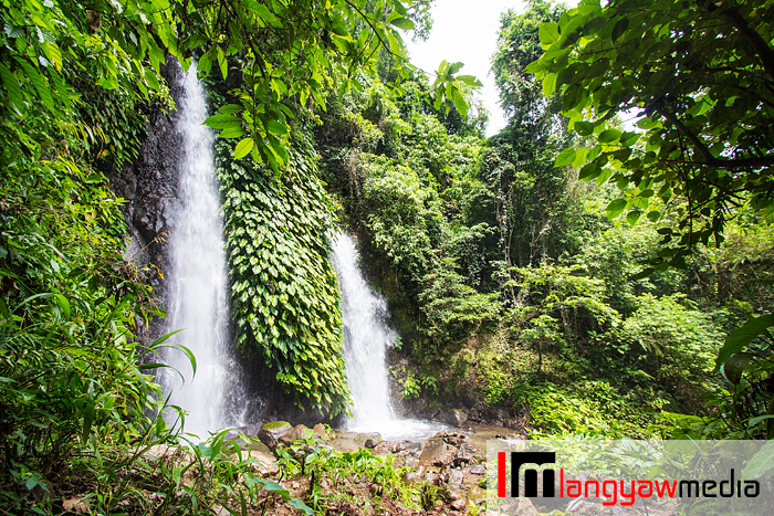 waterfalls in camsur