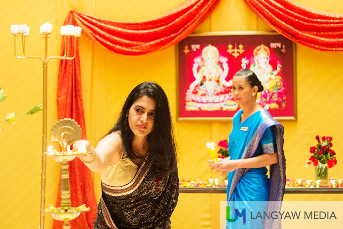 Opening of the Diwali Culinary Journey at the Marco Polo Cebu
