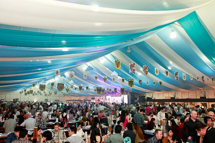 Octoberfest at Sofitel Manila