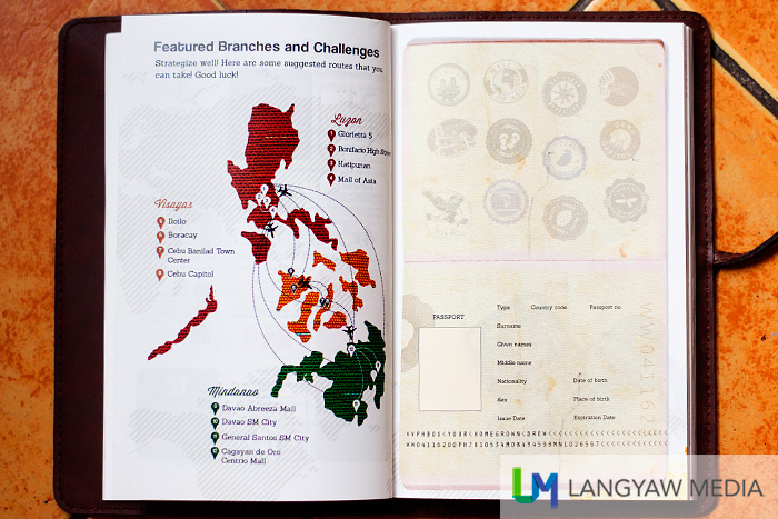 The journal has interesting challenges across the country, 12 branches in Luzon, Visayas and Mindanao!