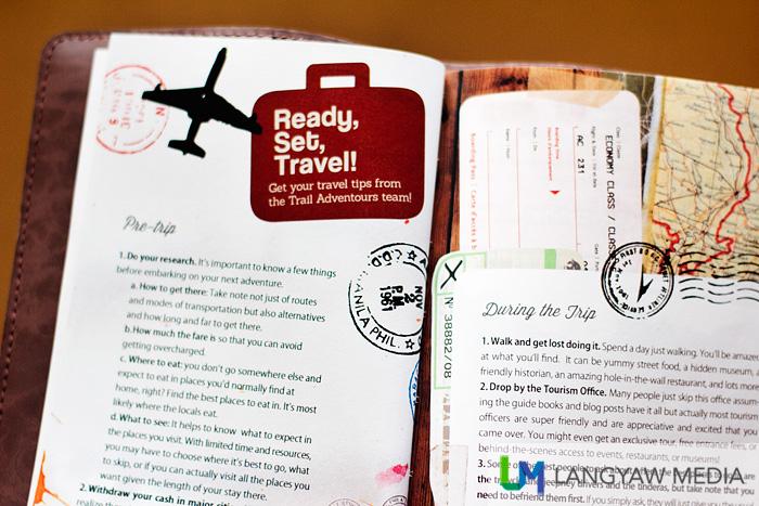 Tips for the traveler